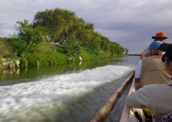 Cruising Pamarawan River